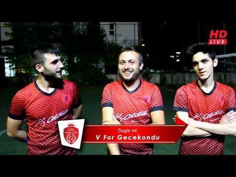 Çağdaş Cumhuriyet Spor - V For Gecekondu   Çağdas Cumhuriyet - V FOR Gecekondu Basın Toplantısı