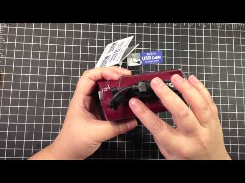Sony HDR-CX220 2013 New Handycam Camcorder Unboxing
