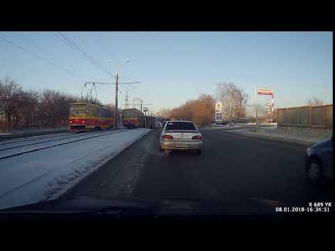 Авария с общественным транспортом