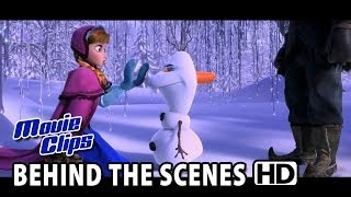 "FROZEN Behind the Scenes - ""The World of Frozen"" (2013) HD"