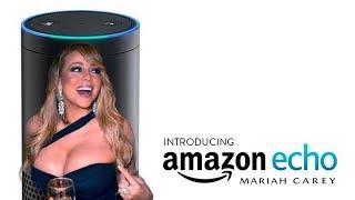Amazon Echo: Mariah Carey Edition