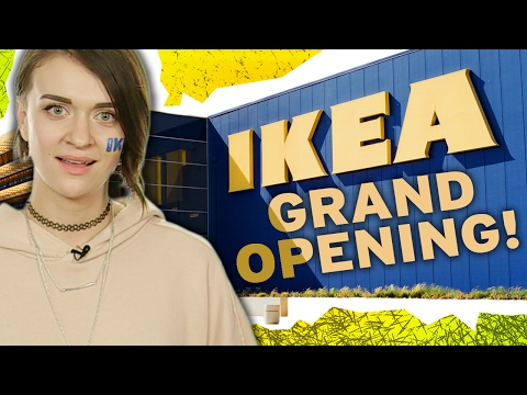 WE VISIT The LARGEST IKEA IN THE US