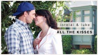 Video lorelai & luke | all the kisses (s1-s7) MP3, 3GP, MP4, WEBM, AVI, FLV Oktober 2018