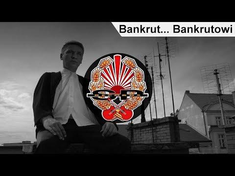 Tekst piosenki Strachy na Lachy - Bankrut... Bankrutowi po polsku