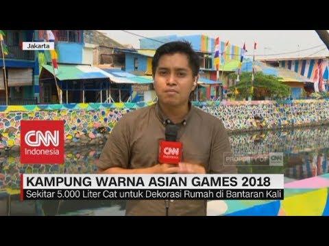Kampung Warna Asian Games 2018
