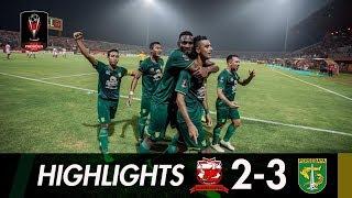 Download Video [HIGHLIGHTS] Final Kami Datang! | Madura United vs Persebaya | Semifinal Leg 2 Piala Presiden 2019 MP3 3GP MP4