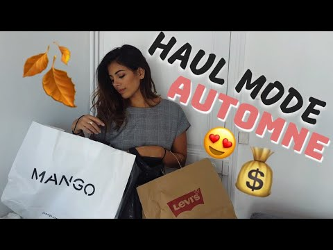 HAUL MODE AUTOMNE 2018 + TRY ON ♡