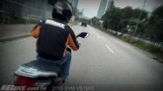 5. 2010 SYM VS150S