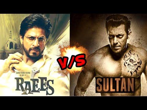 OMG! SRK's Raees Will Beat Salman's Sultan?