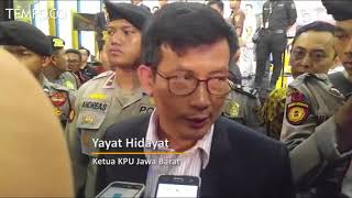Video Ini Pemicu Ricuh di Debat Pilgub Jawa Barat MP3, 3GP, MP4, WEBM, AVI, FLV Mei 2018