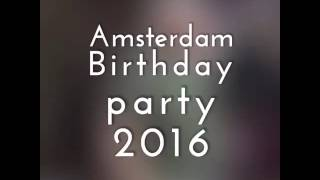Nonton Menache Birthday Party in Amsterdam. 07/2016. What a wonderful Family ! Film Subtitle Indonesia Streaming Movie Download