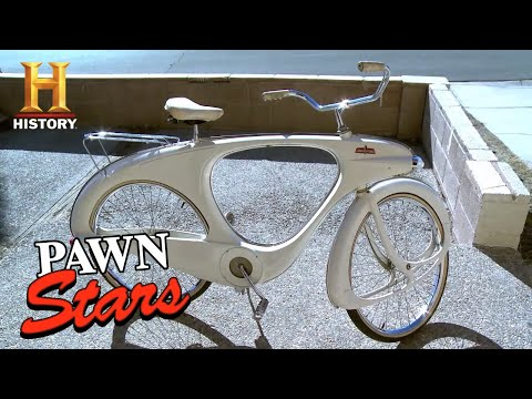 Pawn Stars: Chum Gets BIG BONUS for BIKE BARGAIN (Season 8) | History