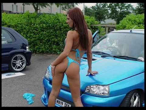tuning y chicas