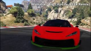 GTA 5 CUSTOM STUNT Bridgeless RACE [60 FPS]