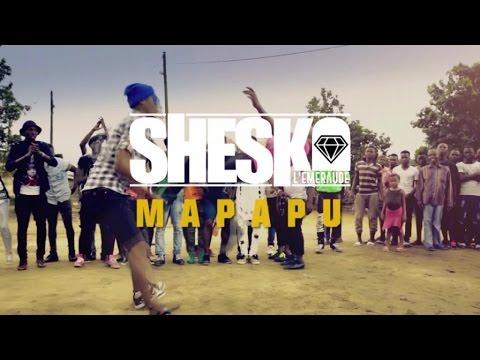 Shesko L'Emeraude - Mapapu