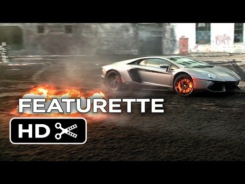 Transformers: Age of Extinction (Featurette 'The New Cars')