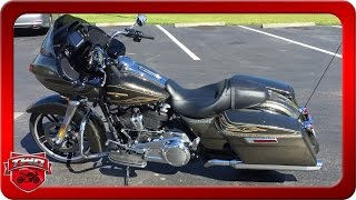 10. 2017 Harley Davidson Road Glide Special Motorcycle Review