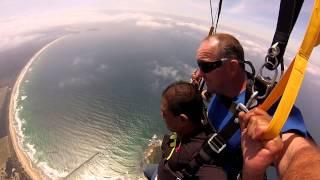 Moruya Australia  city images : Anand's skydive Moruya Australia