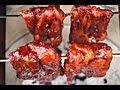 How To Make Char Siu  Chinese Barbecued Pork Recipe      Cantonese Roast Pork