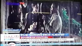 Nonton GUNUNG EMAS ALMAYER DI GLOBAL TV Film Subtitle Indonesia Streaming Movie Download