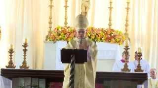 21/06/2015 – HOMILIA DA POSSE DE DOM EDUARDO