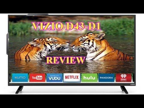 VIZIO D43-D1 D-Series 43
