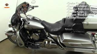 9. Used 2003 Harley Davidson Electra Glide Ultra Classic for sale