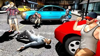 In Gangster War Mafia Hero Killer Game the Hero Killer of the underworld felon mafia war is back within the downtown to guide the brawl for felon survival of crime escape. Spent some years within the arduous time jail created him robust and unpitying.Google Play link: https://play.google.com/store/apps/details?id=com.gg.gangster.war.mafia.herokiller==========================================► SUBSCRIBE HERE:- https://goo.gl/dkAxut===========================================► FOLLOW ME ON TWITTER:- goo.gl/edgv25► LIKE US ON FACEBOOK:- goo.gl/IPs2wI► CONNECT US ON GOOGLE+:- goo.gl/MuKW3B============================================Within Gangster War Mafia Hero Killer Gameplay the key agent gang war to be the godfather is current and huge fatal accident has been done by the covert secret agents and police informers. This mafia hero killer has managed a criminal break loose the crime town and is currently leading the good felon mafia warfare to require the revenge from the rivals of crime gang and grand shooters of the underworld legends. Be the king of this gangster's paradise crime town of mafia hero killer.The hero killer of felon war could be a one man army leading the mafia war to eradicate the medication and weapons being transported by the rivals into the Gangster War Mafia Hero Killer to form disturbance and catastrophe. The goal of this godfather felon war mafia hero killer is to guide the criminal world with superiority and eminence to be a final one man army and real felon and last war hero killer, your rivals and enemies have their own distinctive form of mafia war combat. Kind and build your previous deadly gang and to fight for the war survival and thrive in these dangerous vicinities, fight with the important war mafia gangsters before they bust the hero killer.Use your slick and tightlipped skills to end undertakings handed down by the underground criminal warlord's bosses. Enjoy the thug's life sort of a felon mafia hero, survival of the Vegas town scrap 