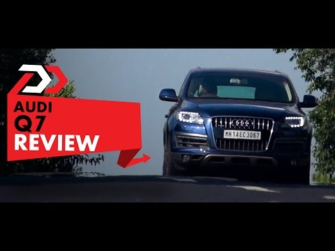 Audi Q7 Review: PowerDrift