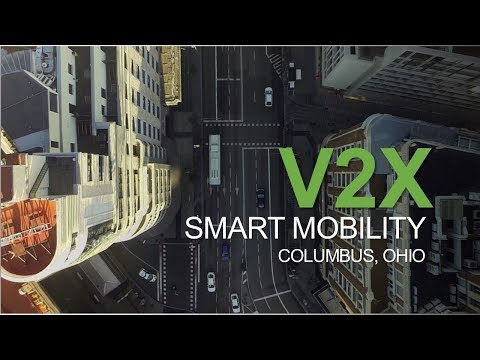 V2X Smart Mobility In Columbus, Ohio