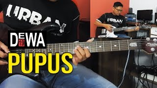 Video Tutorial Gitar Melodi Dewa 19 - PUPUS By Sobat P [Detail & Slow Tempo] MP3, 3GP, MP4, WEBM, AVI, FLV Oktober 2017