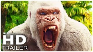 Video RAMPAGE Trailer 3 (2018) MP3, 3GP, MP4, WEBM, AVI, FLV Maret 2018