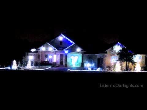 Luces de Navidad al ritmo de Angry Birds