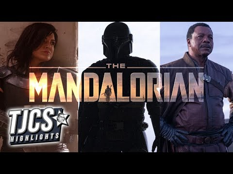 Star Wars: The Mandalorian Looks Fantastic