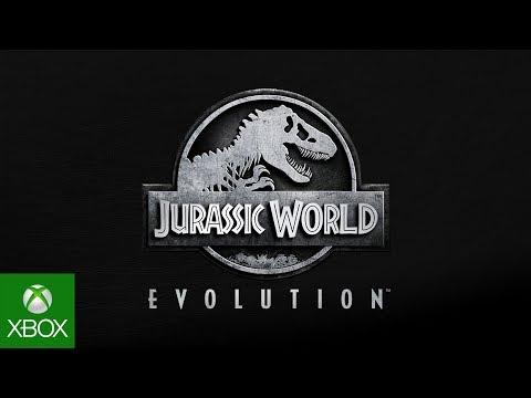 Jurassic World Evolution ™ Announcement Trailer (видео)