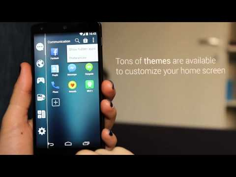 Video of Smart Launcher 2