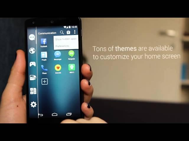 Smart Launcher 2 - Official Video