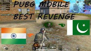 INDIAN KILLED PAKISTANI PUBG MOBILE (BEST REVENGE) 17 KILLS SQUAD WIN