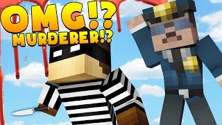 THIS IS WHY I CANT TRUST MY FRIENDS - MINECRAFT MURDER MYSTERY 1.12.2