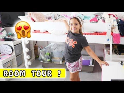 LA CHAMBRE DE JEN ! 🙈 / Room Tour ? / Family Vlog (видео)