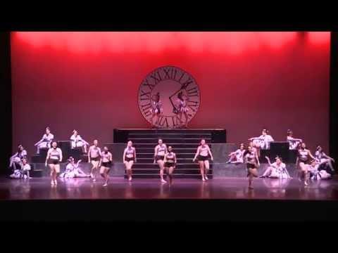 MISS EDIES DANCIN FEET 2014 (видео)