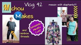 Video Minoru coat and a bit of messing with elephants MP3, 3GP, MP4, WEBM, AVI, FLV Oktober 2018