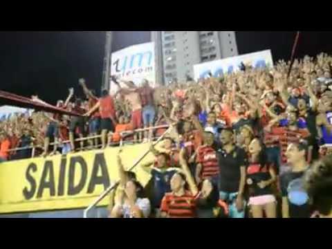 Brava Ilha em Sport x CRB (Copa do Nordeste 2016) - Brava Ilha - Sport Recife