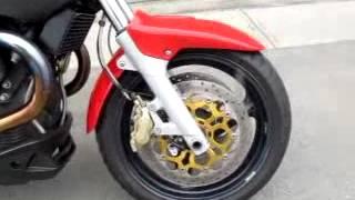 10. 2007 Moto Guzzi Breva 1100