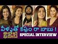 WFL HILARIOUS Interview   Vijay Deverakonda   Rashi Khanna   Aishwarya Rajesh   Izabelle Leite  