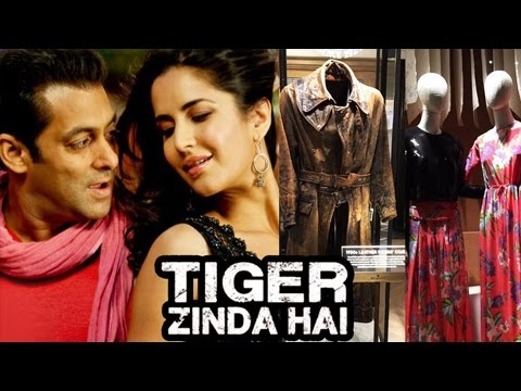 Tiger Zinda Hai Salman Khan And Katrina Kaif Wardr