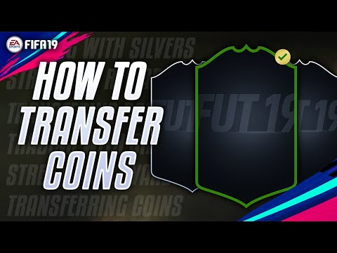 How To Transfer Coins Safely On FIFA 19