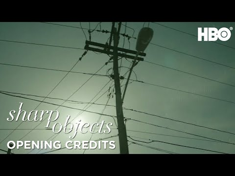 Sharp Objects | Opening Credits Ep. 3 | HBO