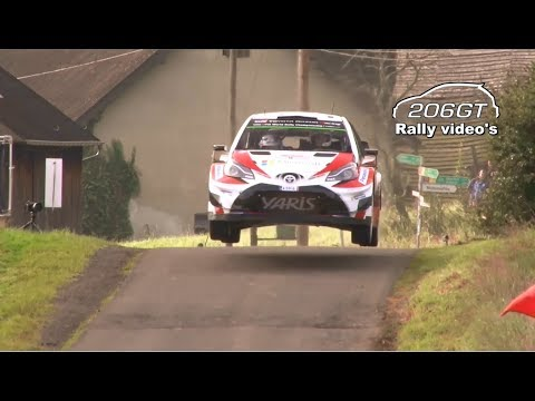 WRC Germany 2017 MISTAKES_JUMPS_DRIFTS_By 206GT