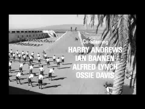 "The Hill (1965) - Opening Tracking Shot / Plano Secuencia Inicial De ""La Colina"""